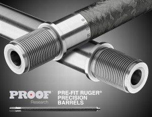 Proof Ruger Barrels
